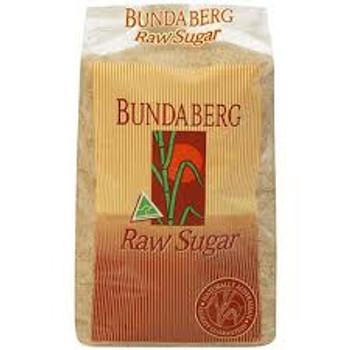 Sugar Raw 1kg - Bundaberg