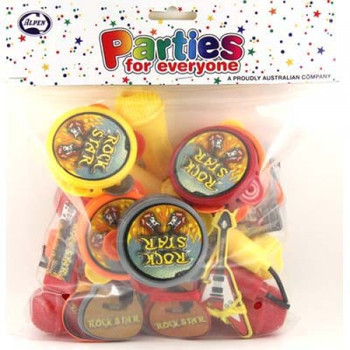 Party Favours Music  Pk24