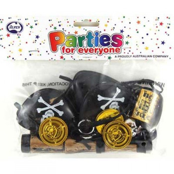 Party Favours Pirate  Pk24