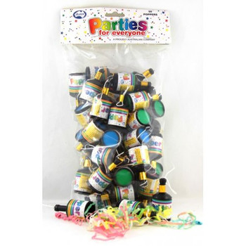Party Poppers 50 - Alpen