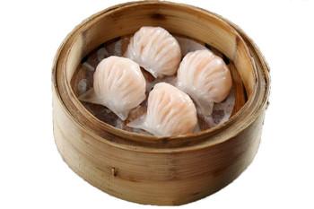 Prawn Dumplings  (Hargow) 1kg - Taitung