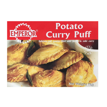 Emperor Potato Curry Puffs 1kg