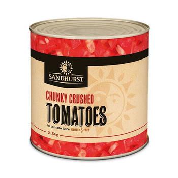 Tomato Crushed 2.5kg (A9) - Sandhurst