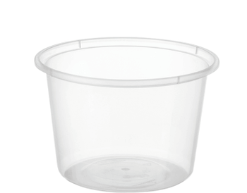 Round Containers C20 (540ml / 20oz) Carton 500