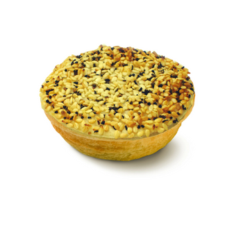 Cocktail Peppered Beef Pies