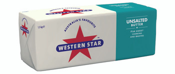 Western Star Unsalted Butter