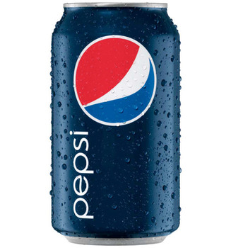 Drink Pepsi Cola 24 x 375ml Cans - Schweppes