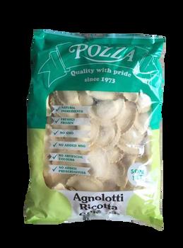 Pasta Agnolotti Ricotta & Spinach 500g - Pozza