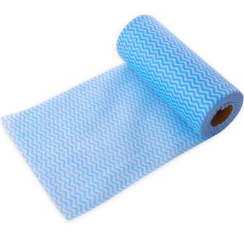 Heavy Duty Blue Wipes 90 Sheets Per Roll