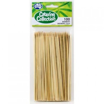 Skewers Bamboo 100x150mm