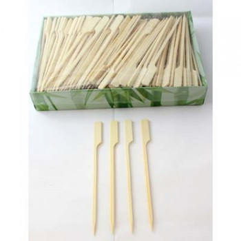 Skewers Paddle Bamboo 100x120mm