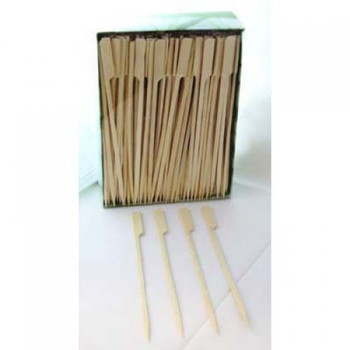 Skewers Paddle Bamboo 100x180mm