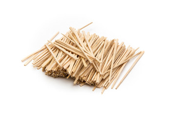 ALPEN FLAT TOOTHPICKS CLOSE UP