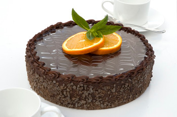Round French Mud Torte Serves 16 - 20