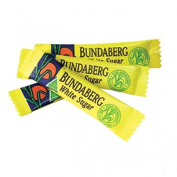 Bundaberg White Sugar Stick Portions