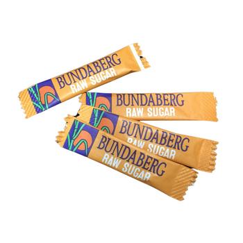 Bundaberg Raw Sugar Stick Portions