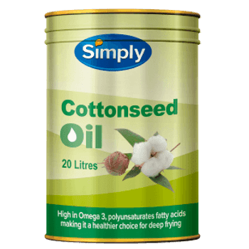 Cottonseed Oil 20 Litre - Simply