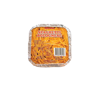 Spaghetti Bolognese Single Serve 200g - Il Pastaio
