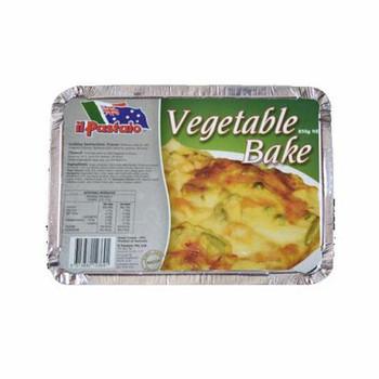 Vegetable Bake 2kg - Il Pastaio