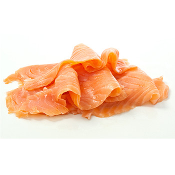 Smoked Atlantic Salmon Fillets Pre-Sliced