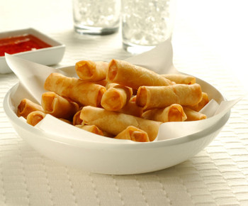Ovenable Spring Rolls Pkt 40 - Pacific West