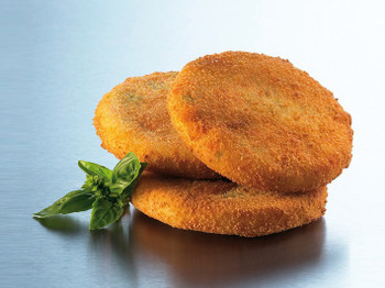Crumbed Vegetable Patties 10 Pack - Catermate