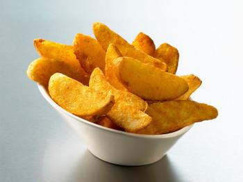 Potato Wedges Seasoned 1kg - Catermate