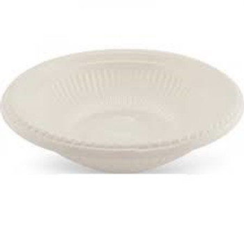 Bowl Small Plastic White 10Inch