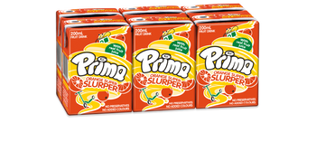 Juice Prima Orange 6x200ml