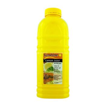 Lemon Juice 1L - Sunshine