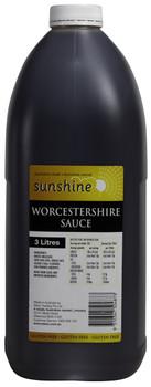 Worcestershire Sauce 3 Litre