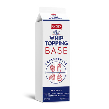 Rich's Whip Topping Base Non Dairy Topping