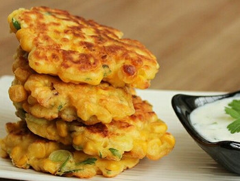 Corn Fritters 12 Pack