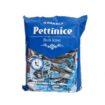 Bakels Blue Ready To Roll Pettinice Fondant Icing 750G