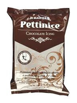 Bakels Chocolate Ready To Roll Pettinice Fondant Icing 750G