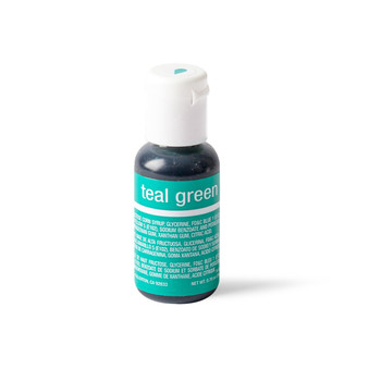 LIQUA-GEL TEAL GREEN 0.7OZ/20ML