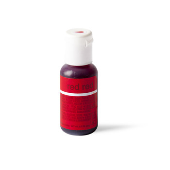 LIQUA-GEL RED RED 0.7OZ/20ML