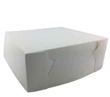 CAKE BOX 7 inch SQUARE x 4 inch HIGH