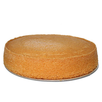 NAKED ROUND VANILLA CAKE
