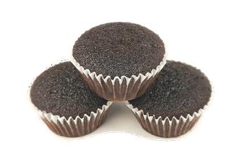 NAKED CHOCOLATE CUPCAKES