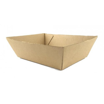 Kraft Takeaway Food Trays #1 x 60 Pack
