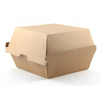 Kraft Takeaway Burger Box 60 pack