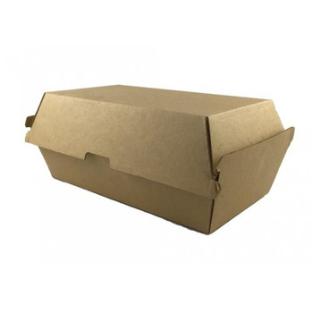 Kraft Takeaway Snack Boxes Regular Size 50 Pack