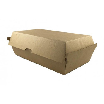 Kraft Takeaway Snack Boxes Large Size 50 Pack