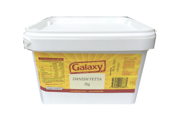 Galaxy Danish Fetta Cheese 2kg