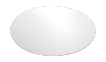 "Round White Cake Board 10"" - Mondo"