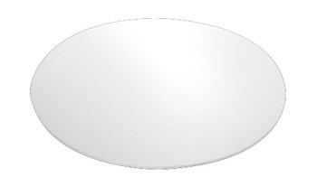 "Round White Cake Board 8"" - Mondo"