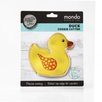 Mondo Duck Cookie Cutter