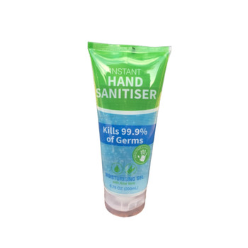 Instant Hand Sanitiser 200ml Tube