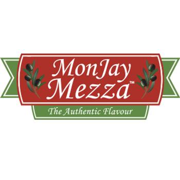 Monjay Mezze Logo
